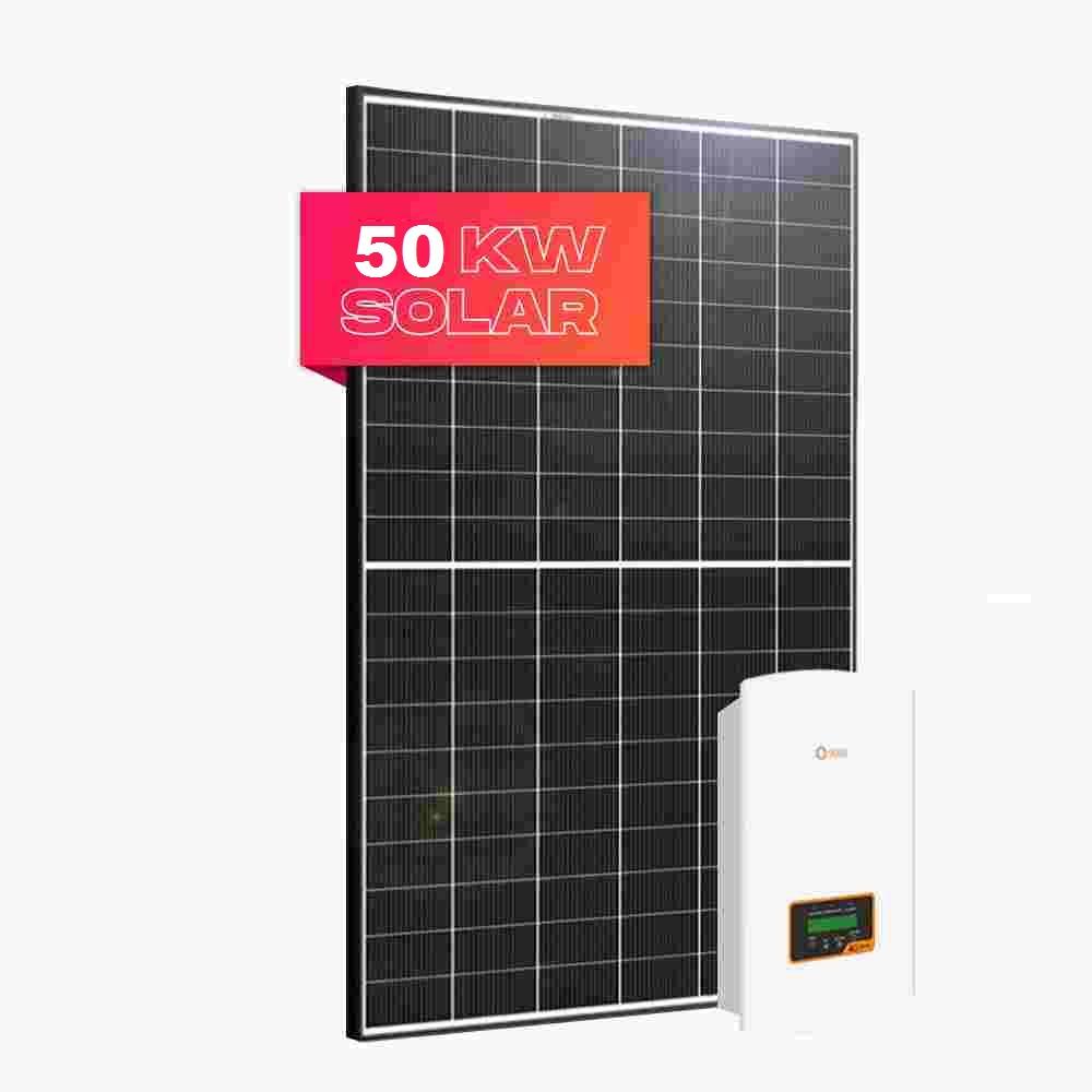 50KW SOLAR PANEL Geraldton