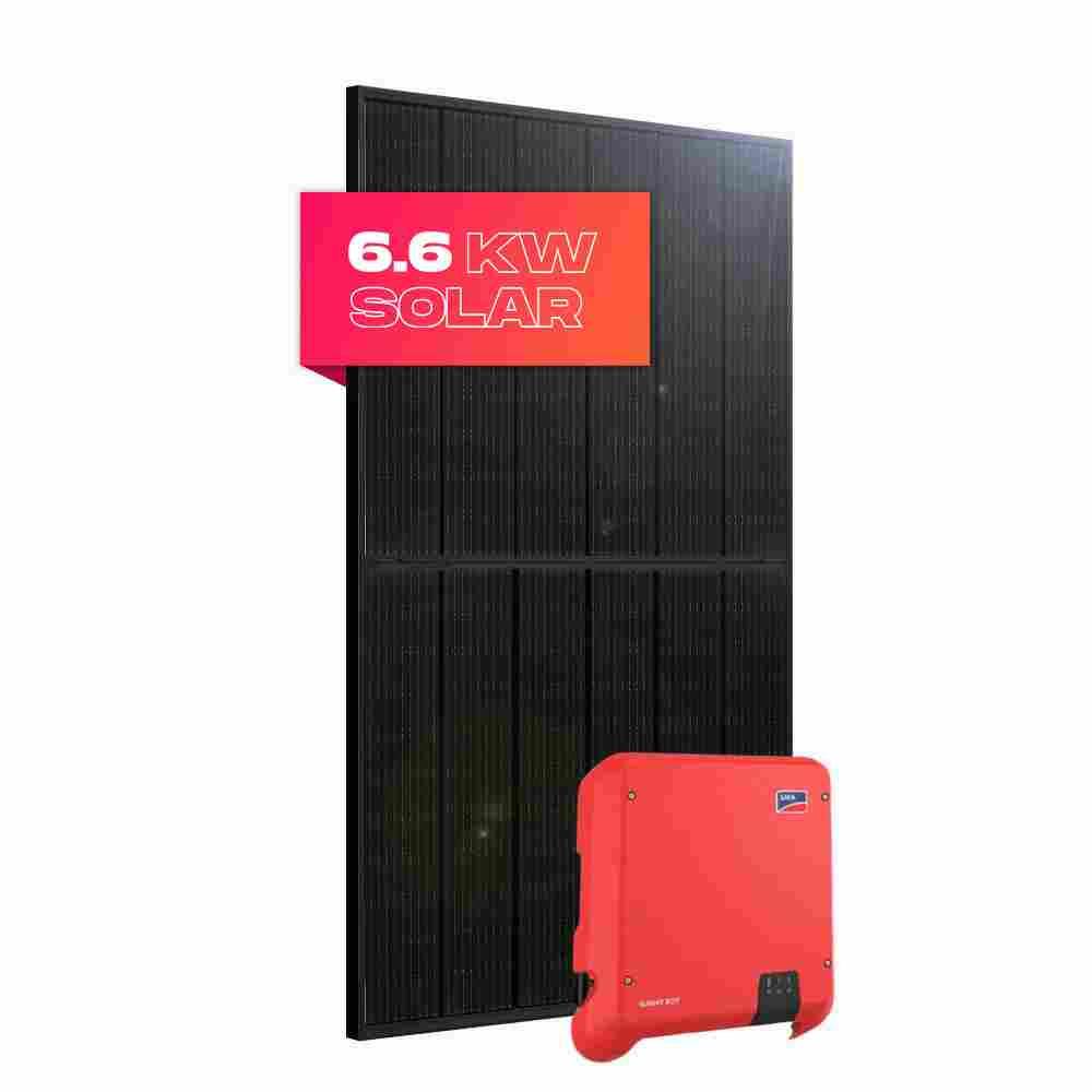 6.6KW SOLAR PANEL Geraldton
